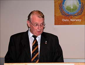 professor Bertil Persson