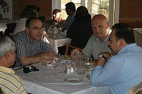 Samtaler under måltidene