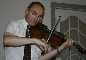 Klassisk fiolin fra tsjekkisk virituos